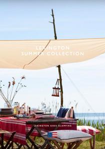 Brands bei Jaspers & Co. in Zug | LEXINGTON | Katalog 2019