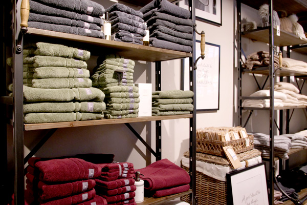 Brands bei Jaspers & Co. in Zug | GANT Home